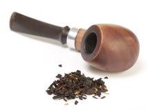 καπνίζοντας καπνός σωλήνω& Στοκ φωτογραφίες με δικαίωμα ελεύθερης χρήσης