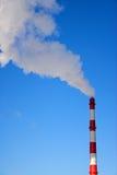 καπνίζοντας σωλήνας Στοκ Φωτογραφία