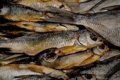 Καπνισμένα ψάρια Τεμάχιο από το κατάστημα ψαριών στοκ εικόνα με δικαίωμα ελεύθερης χρήσης