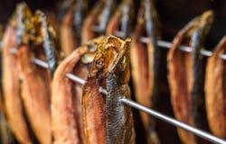 Καπνισμένα ψάρια Στοκ φωτογραφίες με δικαίωμα ελεύθερης χρήσης