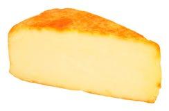 Καπνισμένο τυρί τυριού Cheddar της Apple ξύλο Στοκ Εικόνες