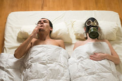 καπνιστής αλυσίδων Στοκ φωτογραφίες με δικαίωμα ελεύθερης χρήσης