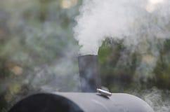 Καπνιστής τροφίμων Στοκ Εικόνες