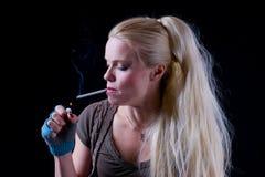 καπνιστής Στοκ Φωτογραφία