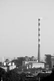 Καπνοδόχος εργοστασίων Στοκ Φωτογραφία