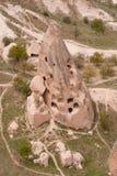 Καπνοδόχος νεράιδων σε Cappadocia Στοκ Εικόνες