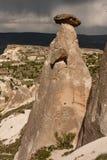 Καπνοδόχος νεράιδων Cappadocia Στοκ φωτογραφίες με δικαίωμα ελεύθερης χρήσης
