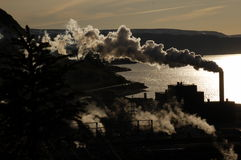 καπνοδόχος Στοκ φωτογραφίες με δικαίωμα ελεύθερης χρήσης