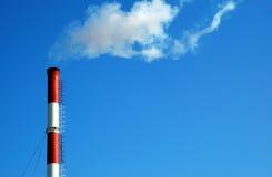 καπνοδόχος Στοκ Φωτογραφίες