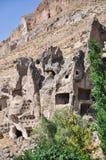 Καπνοδόχοι & x28 νεράιδων βράχος formations& x29  κοντά σε Goreme Στοκ Εικόνες