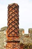 Καπνοδόχοι Tudor Στοκ φωτογραφία με δικαίωμα ελεύθερης χρήσης