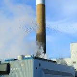 καπνοδόχος Στοκ εικόνα με δικαίωμα ελεύθερης χρήσης