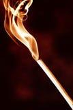 καπνός αντιστοιχιών στοκ εικόνες με δικαίωμα ελεύθερης χρήσης