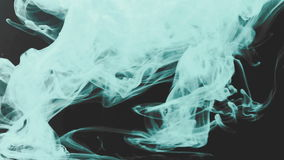 Καπνός κιρκιριών απόθεμα βίντεο