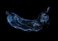 καπνός λουκάνικων Στοκ Εικόνες