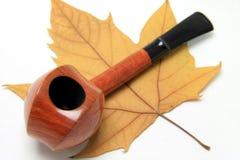 καπνός σωλήνων Στοκ εικόνες με δικαίωμα ελεύθερης χρήσης
