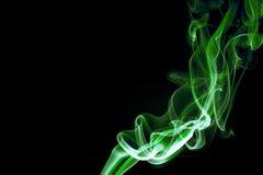 καπνός τέχνης Στοκ Εικόνες