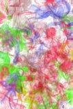 καπνός χρώματος Στοκ εικόνες με δικαίωμα ελεύθερης χρήσης
