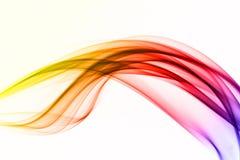 καπνός χρώματος Στοκ Φωτογραφίες