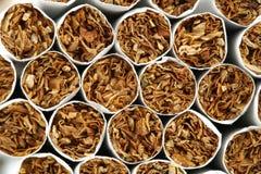 καπνός 20 τσιγάρων Στοκ Φωτογραφία