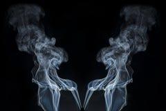 Καπνός Στοκ Φωτογραφία