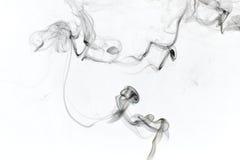 καπνός 9 whispy Στοκ Φωτογραφίες
