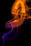 καπνώδης στρόβιλος Στοκ Φωτογραφίες
