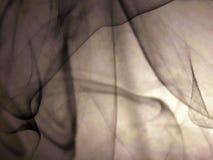 καπνώδης σύσταση Θολωμένες περιλήψεις Διάχυση αερίου Νεφελώδη κύματα Γραπτός χρωματισμός θλιβερός στοκ φωτογραφία