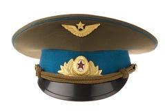 ΚΑΠ τα στρατιωτικά ρωσικά Στοκ εικόνες με δικαίωμα ελεύθερης χρήσης