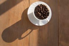 ΚΑΠ του καφέ στοκ φωτογραφία με δικαίωμα ελεύθερης χρήσης