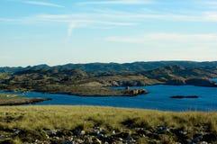 ΚΑΠ de Cavalleria Landscape Στοκ Φωτογραφία