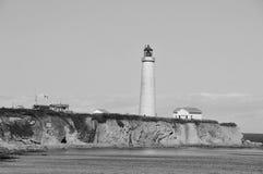 ΚΑΠ des Rosiers Lighthouse Στοκ Εικόνες
