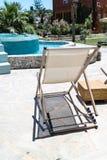 Καρέκλα σαλονιών ξενοδοχείων στοκ φωτογραφίες με δικαίωμα ελεύθερης χρήσης