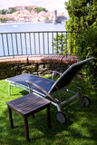 Καρέκλα γεφυρών Στοκ εικόνες με δικαίωμα ελεύθερης χρήσης