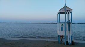 Καρέκλα Lifeguard Στοκ Εικόνες