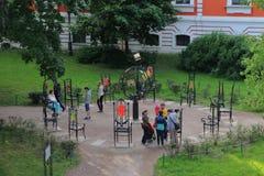12 καρέκλες Στοκ Εικόνα