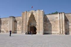 Καραβανσεράι Sultanhani σε Akseray, Cappadocia, Τουρκία Στοκ φωτογραφίες με δικαίωμα ελεύθερης χρήσης