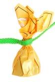 καραμέλα κιβωτίων κίτρινη Στοκ Εικόνες