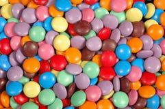 καραμέλα που χρωματίζεται Στοκ Φωτογραφίες