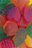 καραμέλες πολύχρωμες Στοκ Εικόνες