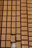 Καραμέλες σοκολάτας στο κιβώτιο στοκ φωτογραφίες