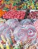 Καραμέλα καρναβαλιού Στοκ Εικόνες