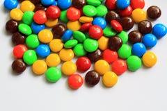 Καραμέλα χρώματος Στοκ φωτογραφία με δικαίωμα ελεύθερης χρήσης