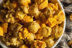 Καραμέλα ύφους του Σικάγου και Popcorn τυριών στοκ φωτογραφία
