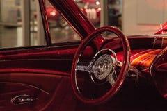 Καραμέλα EL Rey που χρωματίζεται lowrider 1963 Chevrolet Impala από το Al καλλιτεχνών Στοκ Εικόνες