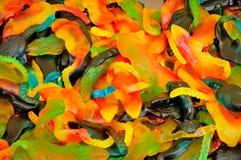 καραμέλα gummy στοκ φωτογραφίες με δικαίωμα ελεύθερης χρήσης