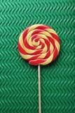 Καραμέλα Lollypop Στοκ εικόνα με δικαίωμα ελεύθερης χρήσης