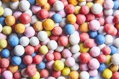 καραμέλες που χρωματίζονται Στοκ φωτογραφίες με δικαίωμα ελεύθερης χρήσης