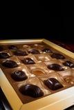 Καραμέλες σοκολάτας Στοκ εικόνα με δικαίωμα ελεύθερης χρήσης