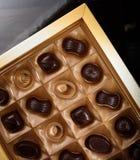 Καραμέλες σοκολάτας Στοκ φωτογραφία με δικαίωμα ελεύθερης χρήσης